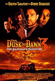 From Dusk Till Dawn 3: The Hangman's Daughter 1999 Cover