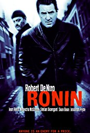 Ronin 1998 Cover