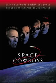 Space Cowboys 2000 Cover