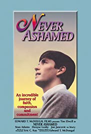 Never Ashamed 1984 Cover