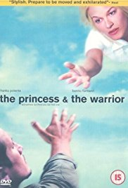 The Princess and the Warrior 2000 Cover