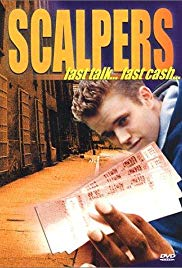 Scalpers 2000 Cover