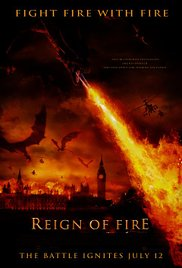 Reign of Fire 2002 Cover