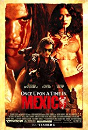 Once Upon a Time in Mexico 2003 Cover