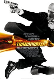 The Transporter 2002 Cover