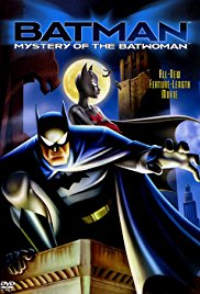 Batman: Mystery of the Batwoman 2003 Cover
