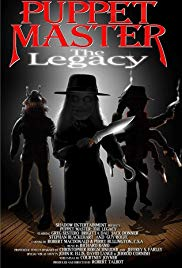 Puppet Master: The Legacy 2003 Cover