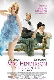 Mrs Henderson Presents 2005 Cover