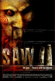 Saw II 2005 Cover
