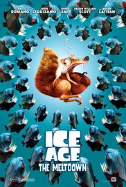 Ice Age: The Meltdown 2006 Cover