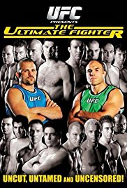 The Ultimate Fighter 2005 Cover