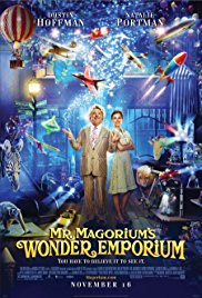 Mr. Magorium's Wonder Emporium 2007 Cover