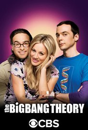 The Big Bang Theory 2007 Cover