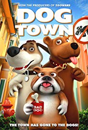 Dog Town 2019 Cover