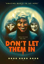 Stream Don't Let Them In (2020)