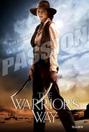 The Warrior's Way 2010 Cover