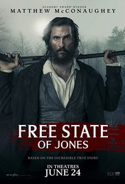 Free State of Jones 2016 Cover