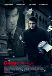 The Ghost Writer 2010 Cover