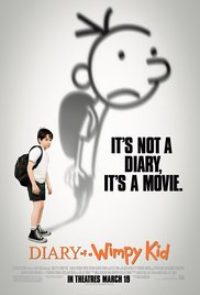 Diary of a Wimpy Kid 2010 Cover