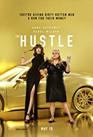 The Hustle 2019 Cover