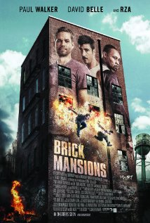 Brick Mansions 2014 Cover