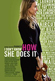 I Don't Know How She Does It 2011 Cover