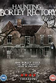 The Haunting of Borley Rectory 2019 Cover