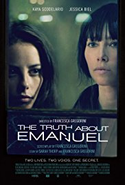 The Truth About Emanuel 2013 Cover
