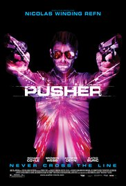 Pusher 2012 Cover