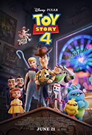 Toy Story 4 2019 Cover