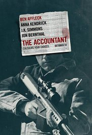 The Accountant 2016 Cover