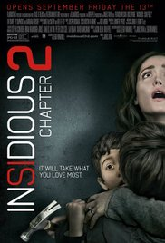 Insidious: Chapter 2 2013 Cover