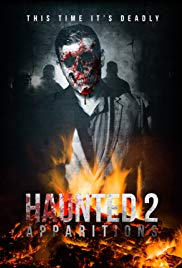 Haunted 2: Apparitions 2018 Cover