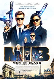 Stream Men in Black: International (2019)