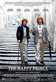 The Happy Prince 2018 Cover