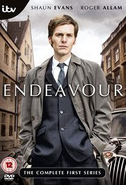 Endeavour 2012 Cover