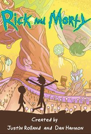 Rick and Morty 2013 Cover