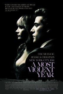 A Most Violent Year 2014 Cover