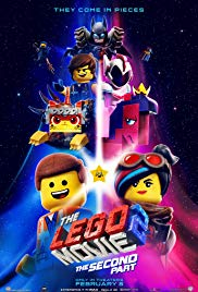 The Lego Movie 2: The Second Part 2019 Cover