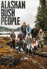 Alaskan Bush People 2014 Cover