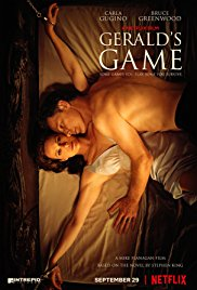Gerald's Game 2017 Cover