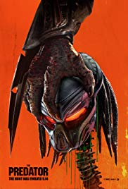 The Predator 2018 Cover