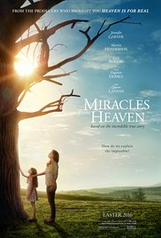 Miracles from Heaven 2016 Cover