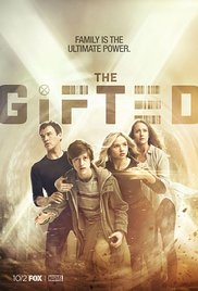 The Gifted 2017 Cover
