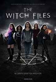 The Witch Files 2018 Cover