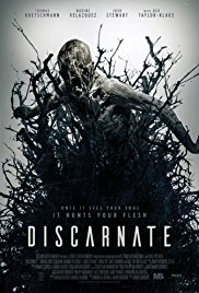 Discarnate 2018 Cover