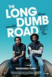 The Long Dumb Road 2018 Cover