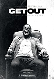 Get Out 2017 Cover