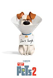 The Secret Life of Pets 2 2019 Cover