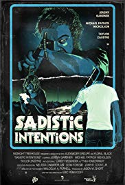Sadistic Intentions 2019 Cover
